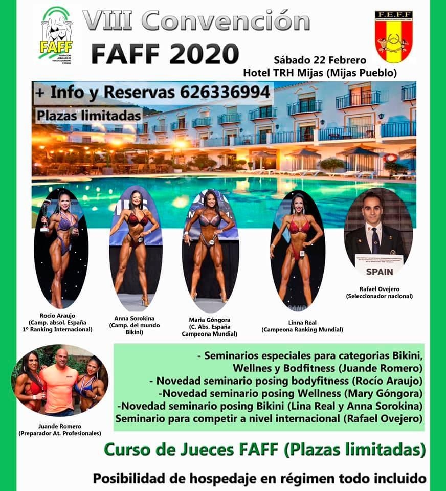 Convencion FAFF 2020 (Mijas Pueblo)